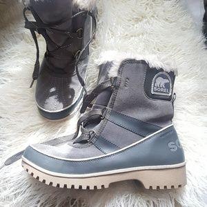 Sorel Tivoli II Short suede boot